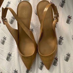 MICHAEL Michael Kors heels with open back. NWOT